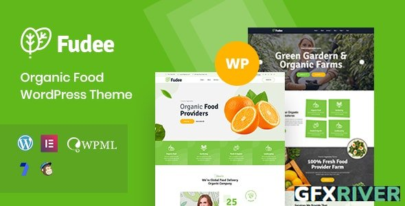 Fudee v1.0 - Organic Food WordPress Theme (Update: 16 December 20) - 27117721