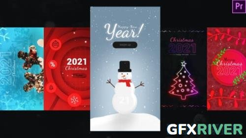 Videohive - Christmas Trendy Instagram Stories 29754874