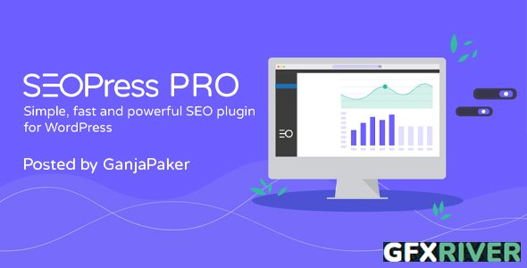 SEOPress Pro v4.2.2 - SEO Plugin for WordPress - NULLED