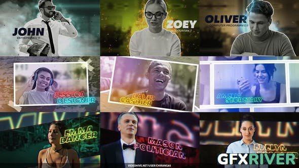 VideoHive - Modern Freeze Frame Maker - 29192346