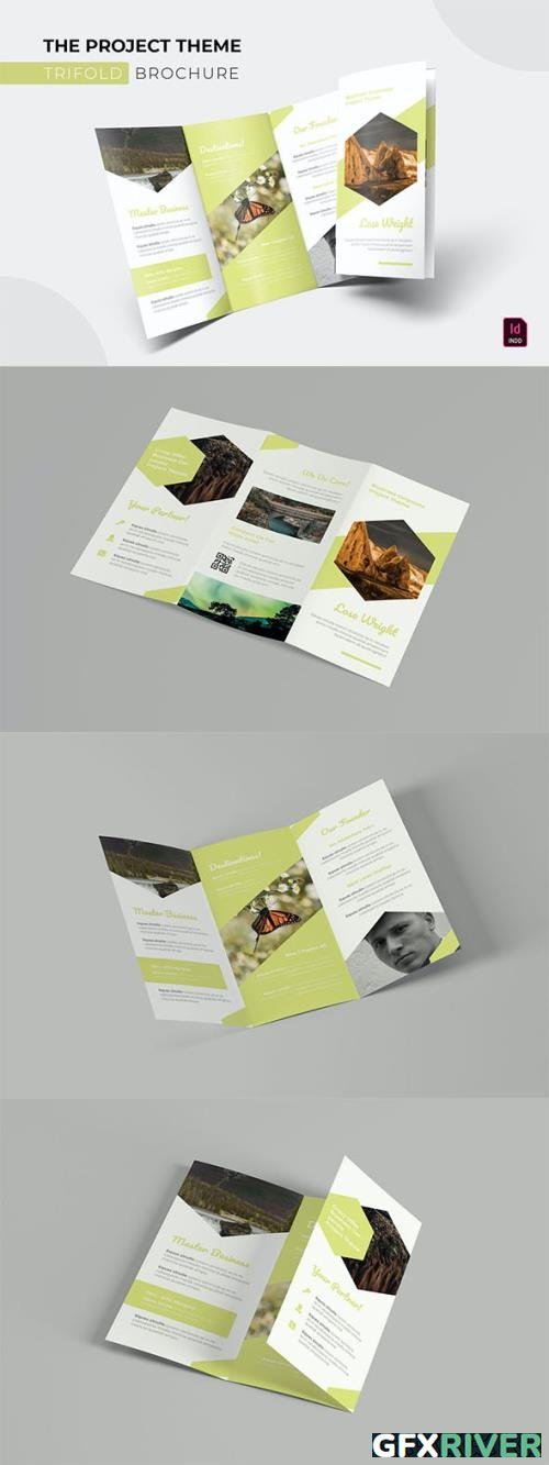 Project Theme | Trifold Brochure