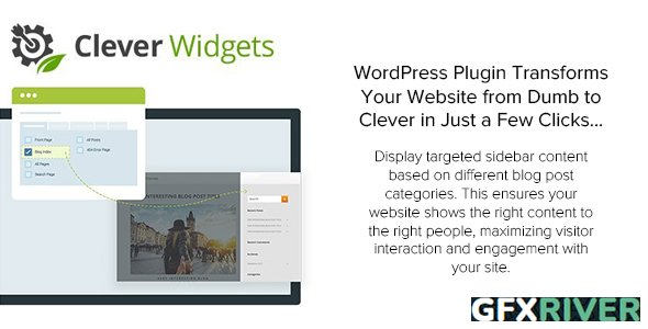 ThriveThemes - Thrive Clever Widgets v1.56.1 - WordPress Plugin - NULLED