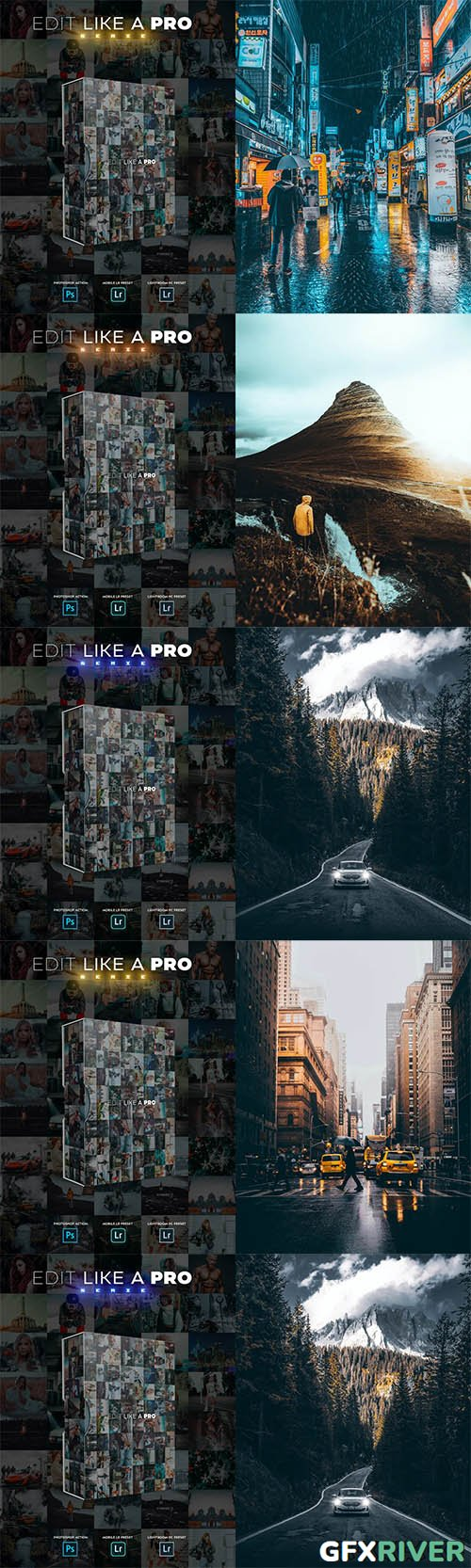 Edit Like A PRO 28-32th - Photoshop & Lightroom