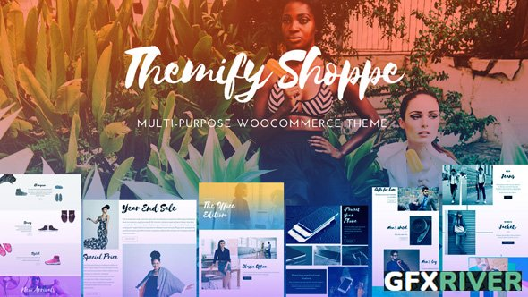 Themify - Shoppe v5.2.5 - Multi-Purpose WooCommerce Theme